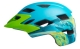 Bell Helm SIDETRACK Child gnarly mat bright blue/bright green