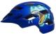 Bell Helm SIDETRACK Child t-rex mat blue