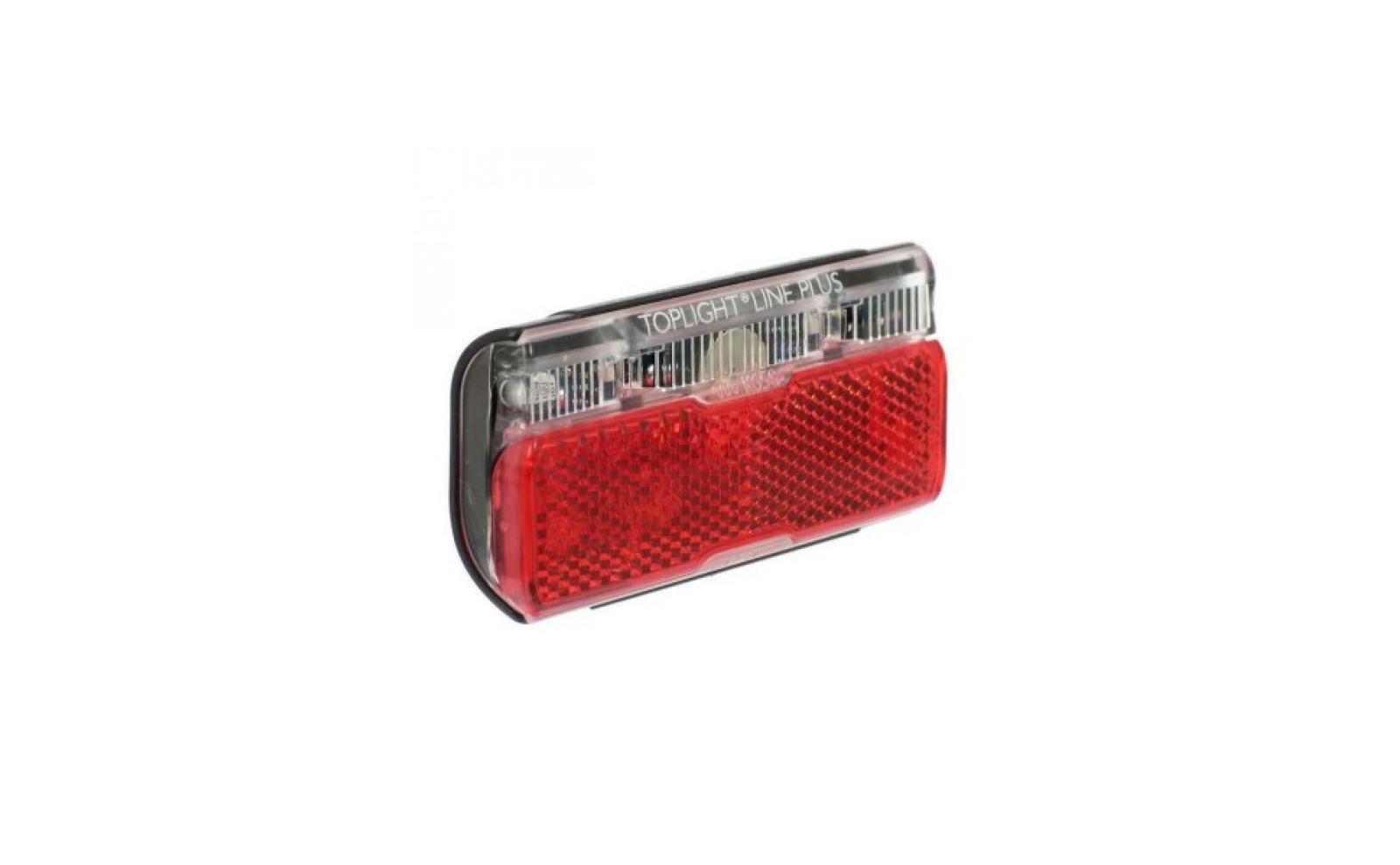 busch m ller r cklicht toplight line plus fahrradbeleuchtung licht hinten. Black Bedroom Furniture Sets. Home Design Ideas