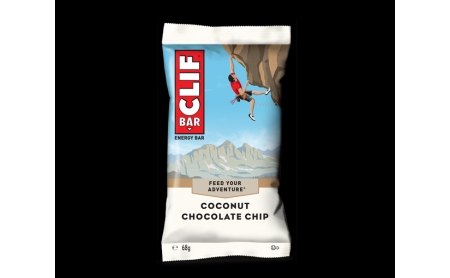Clif Bar Riegel Coconut Chocolate Chip