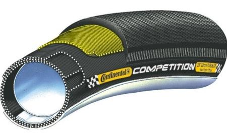 Continental Reifen Competition Vectran Breaker