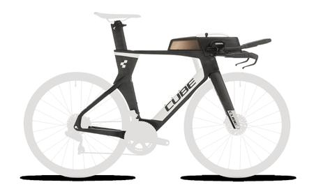 Cube Aerium C:68 TT Rahmenset LOW carbon n white