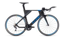 Cube Aerium Race carbon n blue