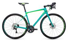Cube Axial WLS GTC SL Disc mint n green