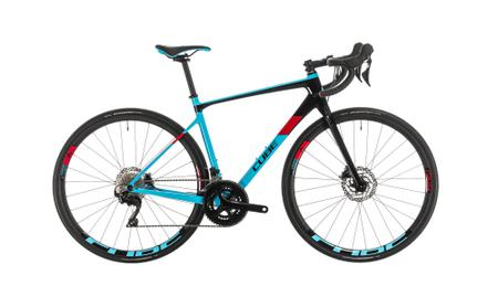 Cube Axial WS GTC Pro lightblue n red