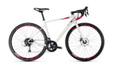 Cube Axial WS Pro Disc white n berry