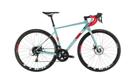 Cube Axial WS Pro greyblue n coral