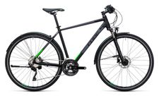 Cube Cross Allroad black n flashgreen