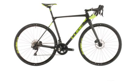 Cube Cross Race C:62 Pro carbon n green