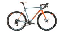 Cube Cross Race C:62 SLT bluegrey n orange