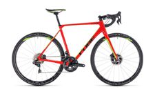 Cube Cross Race C:62 SLT red n green