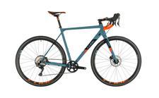 Cube Cross Race SL bluegrey n orange