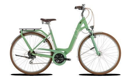 Cube Ella Ride green n cream