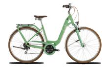 Cube Ella Ride green n cream