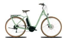 Cube Ella Ride Hybrid 400 green n white