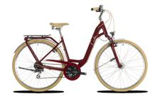 Cube Ella Ride red n cream
