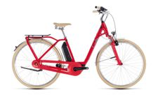 Cube Elly Cruise Hybrid 500 red n mint