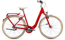 Cube Elly Cruise red n white