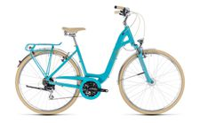 Cube Elly Ride aqua n orange