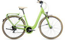 Cube Elly Ride green n white