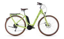 Cube Elly Ride Hybrid 500 green n black