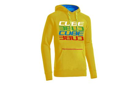 CUBE JUNIOR Hoody Cube Mirrored Letters