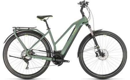Cube Kathmandu Hybrid EXC 625 green n green