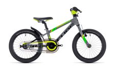 Cube Kid 160 grey n green n kiwi