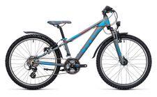 Cube Kid 240 Allroad grey n blue