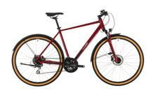 Cube Nature Allroad red n grey