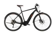 Cube Nature Hybrid EXC 500 Allroad black n red
