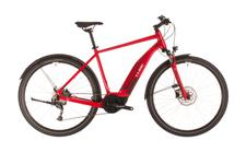 Cube Nature Hybrid ONE 400 Allroad red n red