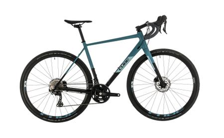 Cube Nuroad Race black n greyblue