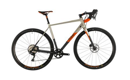 Cube Nuroad SL titanium n orange