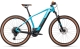 Cube Reaction Hybrid Pro 625 29 E-Bike MTB 2021 petrol n orange