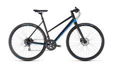 Cube SL Road black n blue