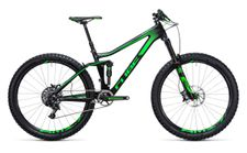 Cube Stereo 140 C:62 Race 27.5 carbon n red