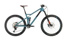 Cube Stereo 140 HPC Race 27.5 bluegrey n red