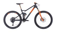 Cube Stereo 140 HPC TM 27.5 grey n orange