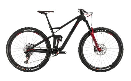 Cube Stereo 150 C:68 SLT 29 carbon n red