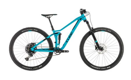 Cube Sting WS 120 EXC turquoise n black
