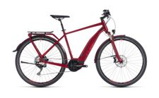 Cube Touring Hybrid EXC 500 darkred n red