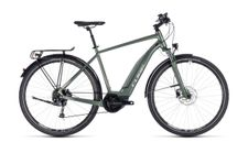 Cube Touring Hybrid ONE 400 frostgreen n silver