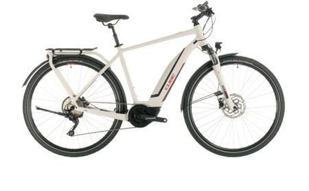 Cube Touring Hybrid Pro 500 grey n red