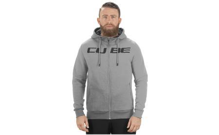 CUBE Zip Hoodie Cube