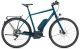 Diamant Elan Sport+ Herren E-Bike 2018 Estorilblau Metallic