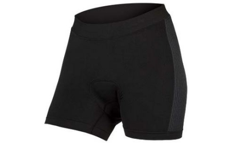 ENDURA Engineered Padded Boxer Womans