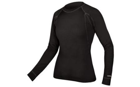 ENDURA Langarm-Shirt Wms Merino L/S Baselayer