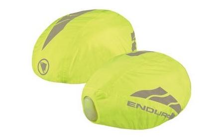 ENDURA Lum Helmet Raincover mit LED-Licht