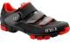 Fizik MTB-Schuh M6B UOMA Schuhe MTB Schuhe - Mountainbike Farbe:black-red